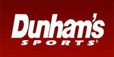 Dunham's Sports, the Midwest's largest sporting goods chain! Every one of our over 200 stores nationally offers a full line of traditional sporting goods and athletic equipment as well as a wide variety of active and casual sports apparel and footwear.