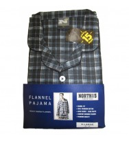 Soft and Durable Flannel Pajamas (1221)