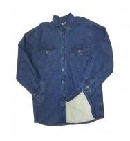 Men's Trendy Denim Shirt (1522)