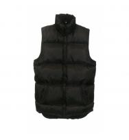 Men's Nylon Sleeveless Bubble Vest (7921)