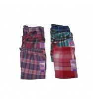 Y/D Flannel Lounge Pants (L1322)