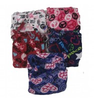 Uber Cute Floral Printed Pants (L1426)