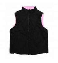 Reversible Ladies Nylon Vest (L521)