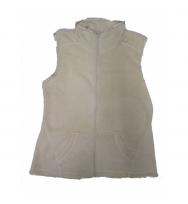 Ladies Sleeveless Vest - Coral Fleece Lining (L526)